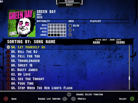 Kaos Band Rock Green Day Uno Dos Tre Gd16 uno dos tre wallpaper images