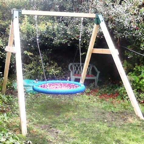 garden nest swing swing frame nest seat just outdoor