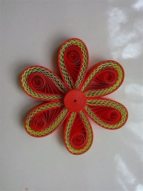 quilling weaving tutorial 42 best quilled magnets images on pinterest paper art