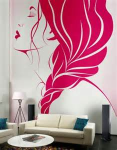 great bedroom decorative wall painting designs for