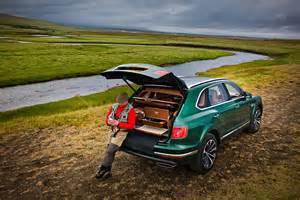 Bentley Fishery Bentley Bentayga Fly Fishing Edition Uncrate