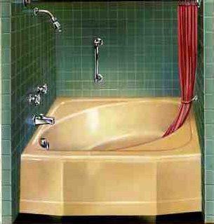 retro bathtub midcentury quot cinderella bathtubs quot retro renovation