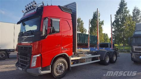 volvo fh 2016 price used volvo fh logging trucks year 2016 price 154 264