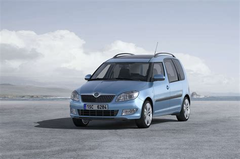Skoda Roomster 2016 by 2016 Skoda Roomster Cancelled Car