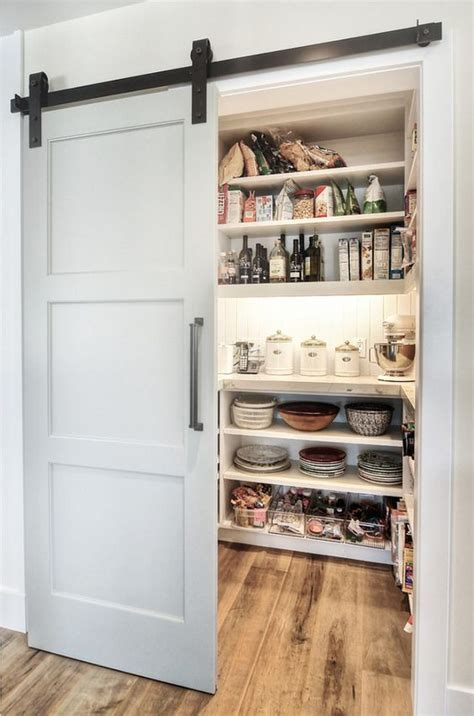 Open Door Pantry by 8 Dreamy Pantries That Will Make Your Day Well Organized
