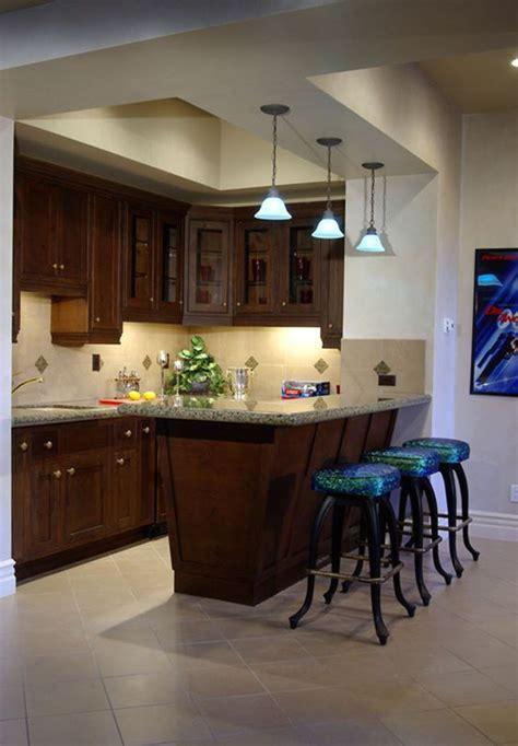 U Shaped Bar Turn Small U Shaped Kitchen Into An Open Kitchen Home