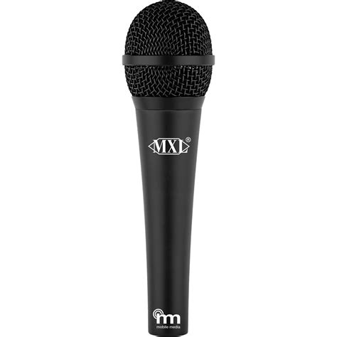 microphone mobile mxl mm130 handheld microphone for mobile devices mm130 b h