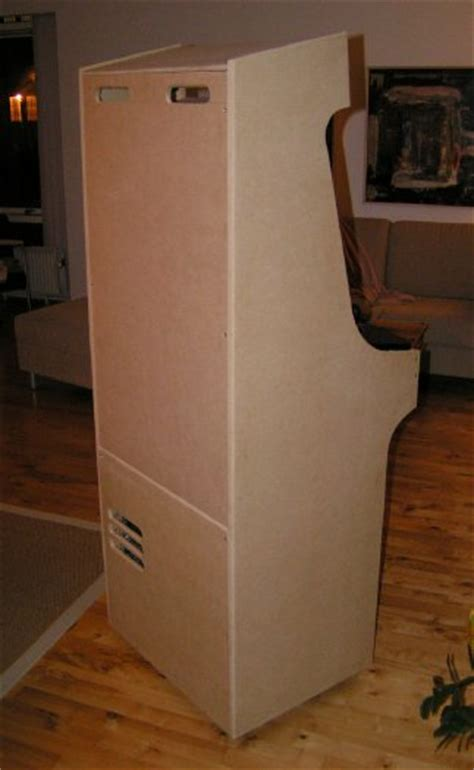 how to build a mame cabinet project mame build your own mame cabinet step 1