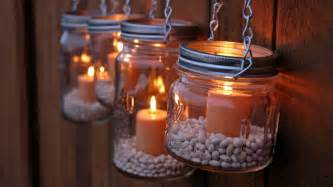 solar lights hanging lanterns manualidades para decorar tus tarros de cristal