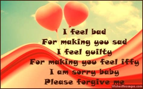 Sweet Apology Letter To Your Boyfriend i am sorry messages for boyfriend apology quotes for him