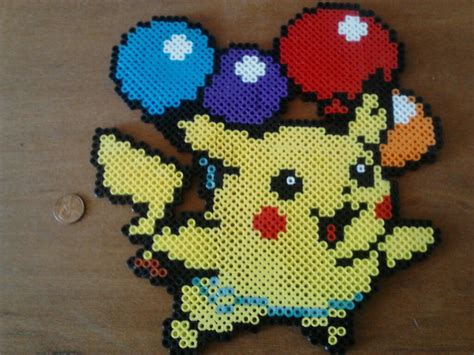 perler pikachu flying pikachu perler by perler pop on deviantart