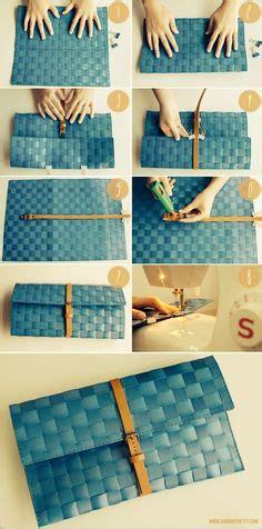 Handmade Clutch Bags Tutorial - diy clutch