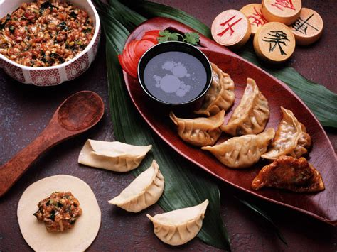 these are the chinese new year traditional dishes that