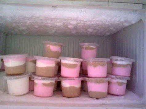 membuat es cream rumahan resep dan cara membuat es krim rumahan youtube