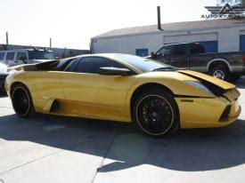 lamborghini salvage salvage lamborghini cars for sale and auction