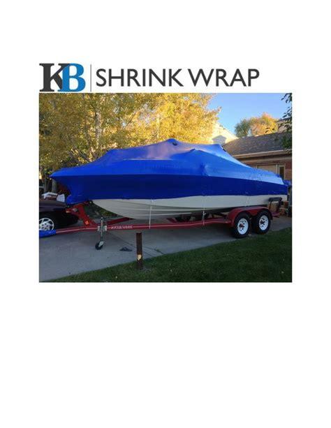 shrink wrap inflatable boat kb shrinkwrap shrink wrap pinterest
