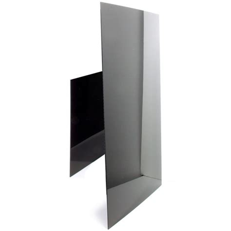 Acrylic Ac norcold black acrylic door panel for norcold de 0061 ac dc