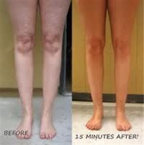 tanning bed before and after fake bake airbrush tanning on pinterest