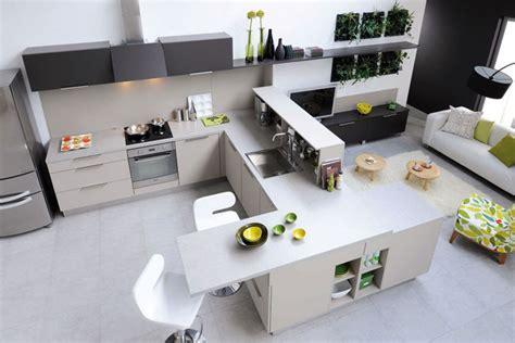 cuisine am駭ag馥 cuisinella le de aux saveurs d ama ouvert 224 tous ce est