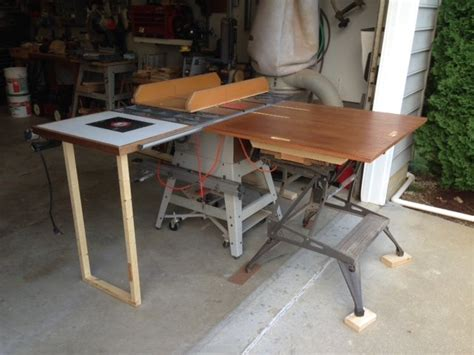 best workmate bench outfeed table top for workmate by chefhdan lumberjocks