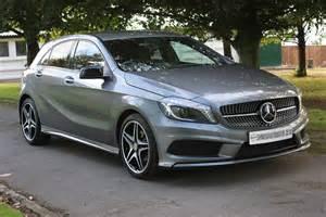 Mercedes A Class Sport Mercedes A Class A200 Cdi Blue Efficiency Amg Sport 136bhp
