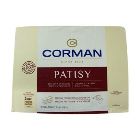 Corman Patisy Butter Blend corman patisy butter blend puri pangan utama