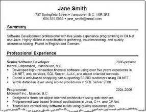 free resume exles with resume tips squawkfox