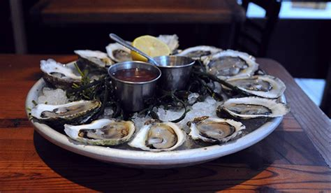 best happy hour in nyc best of nyc happy hour bites mermaid oyster bar