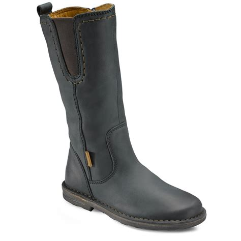 leather boots ecco aquamarine leather boots ecco from
