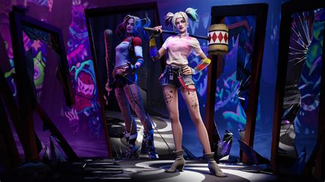 harley quinn fortnite hd games  wallpapers images