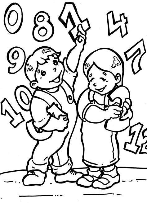 dibujos niños jugando para imprimir dibujo colorear study05 dibujo de ni 241 os para imprimir