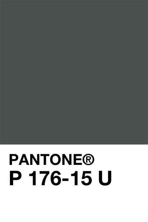 Pantone | C: PANTONE | Pinterest | Pantone, Gray and