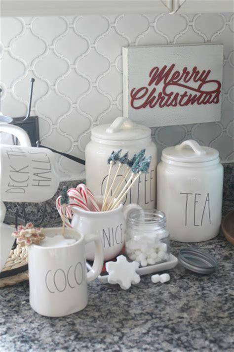 Where and HOW to find Rae Dunn Mugs!   The Glam Farmhouse