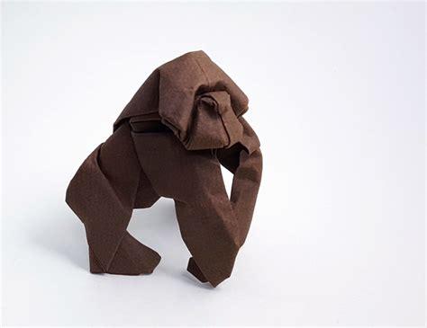 Origami Gorilla - origami gorillas page 2 of 2 gilad s origami page