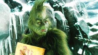 grinch stole christmas starring carrey is