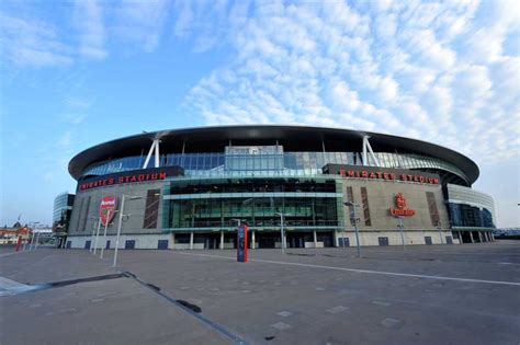 arsenal home ground emirates stadium arsenal ground london e architect