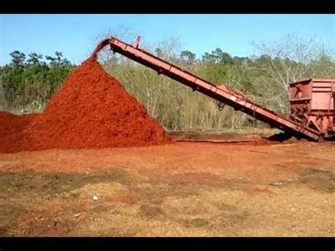 Mulch On Sale For A 2000 Morbark 4000p Mulch Coloring System For Sale