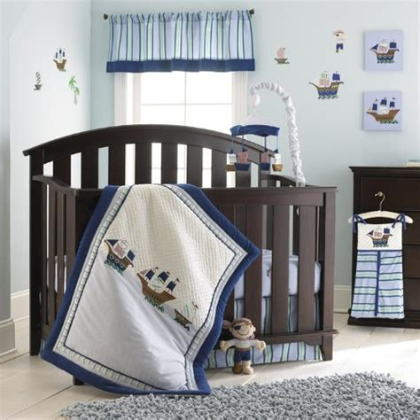 pirate adventure baby bedding collection