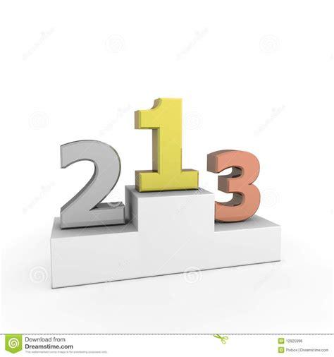 2 1 2 by 3 1 2 card template podium zwycięstwo 1 2 3 liczby obraz royalty free