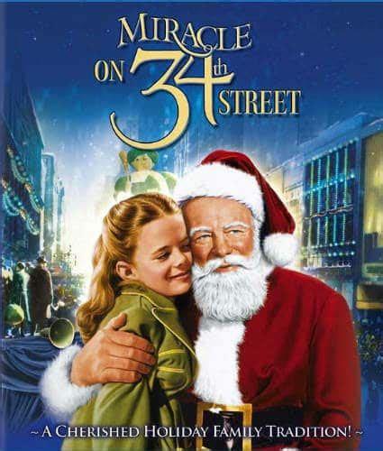 miracle on 34 street julia s top 15 christmas movie picks