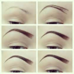 how to color eyebrows eyebrow tutorial for dummies