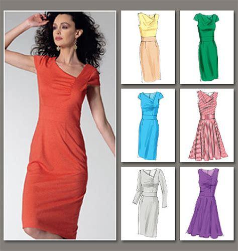 pattern review uk vogue patterns 8787 misses dress
