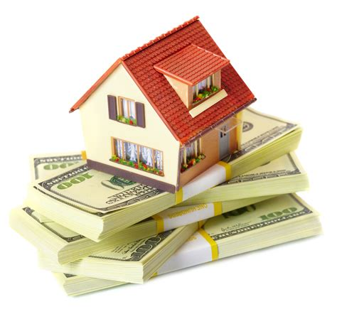 loan on my house house on packs of banknotes personal finance blog lss