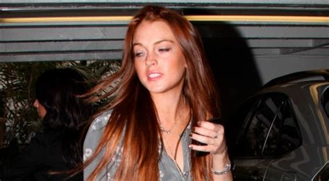 Lindsay Lohan Attempted The Blemish 2 by Lindsay Lohan Is Cheap The Blemish