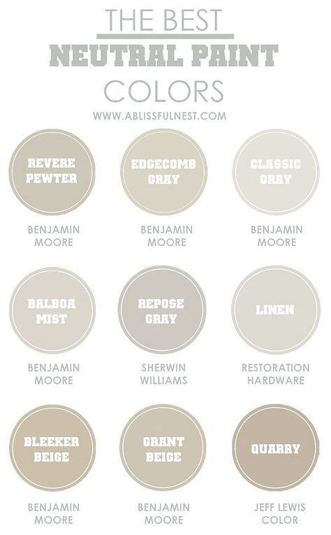 17 best ideas about neutral paint colors on neutral paint beige house furniture and