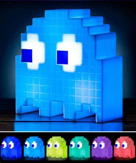 Pac Ghost Light by Pac Ghost Light The Arcade Villain Lights Up