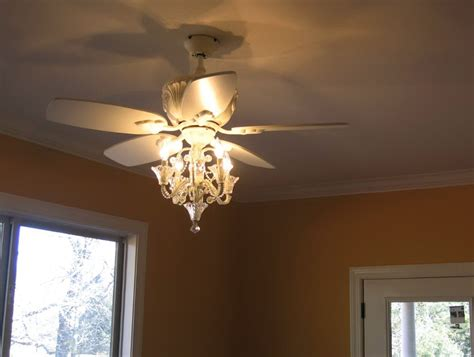 The Ceiling Fan Chandelier Combo Indoor Outdoor Decor