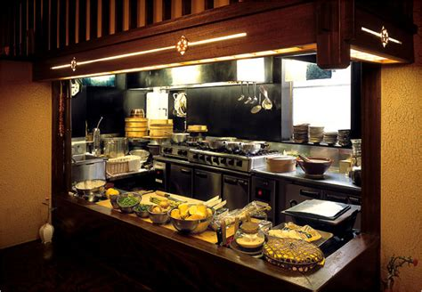 kitchen in japanese japanese kitchen design