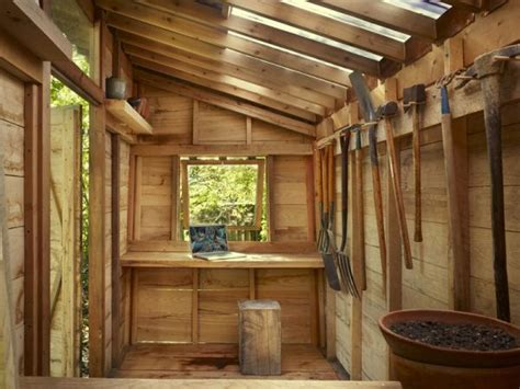 shed interior interior shed potting shed pinterest