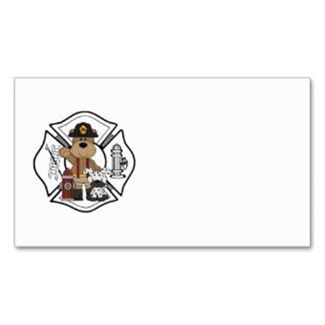 firefighter business card template 26 best images about dyi id cards you can put